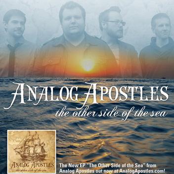 Analog Apostles 2013 Tour Poster