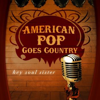 American Pop Goes Country Digital Music Download Art