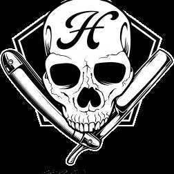 Hiram Grooming Company Logo