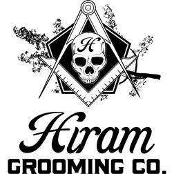 Hiram Grooming Logo - Lexington, KY