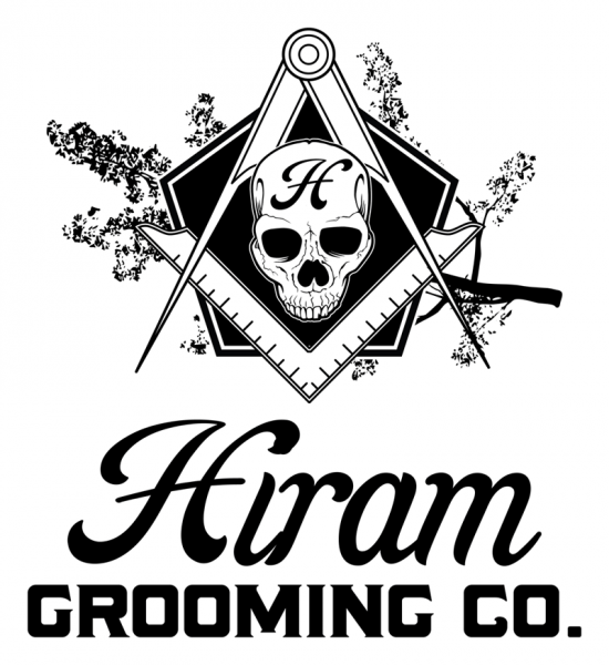 Hiram Grooming Logo - Lexington, KY
