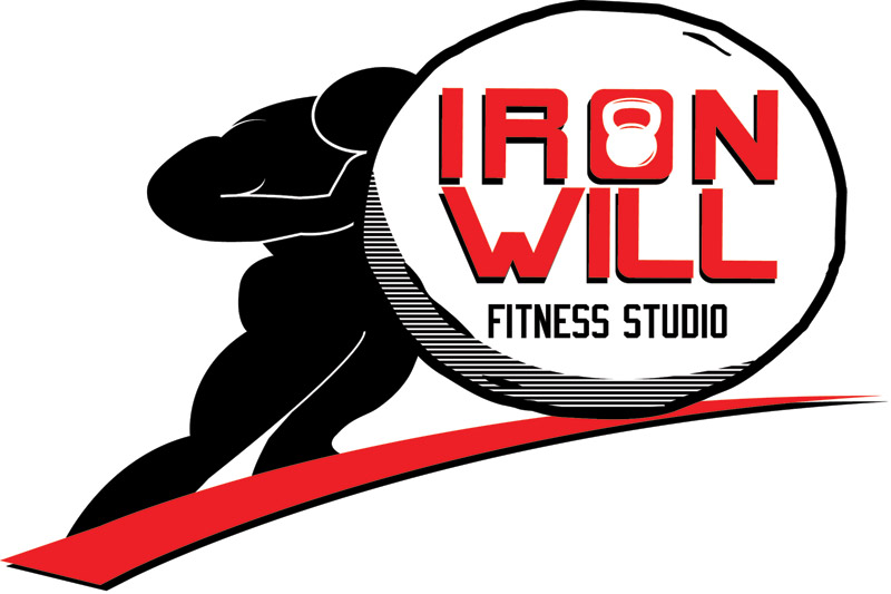 Iron Will Fitness Studio Logo - Lexington, KY