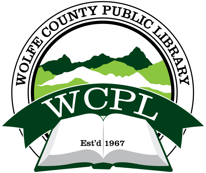 Wolfe County Public library Logo design by Derek Price