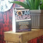 Table Tent design for Library Solar Eclipse event
