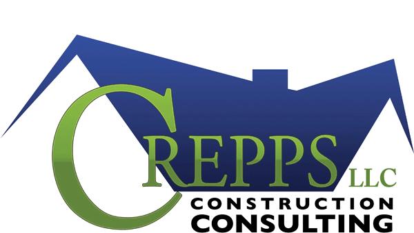 Crepps construction logo design in Kentucky