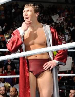 WWE's Daniel Bryan in 2010.