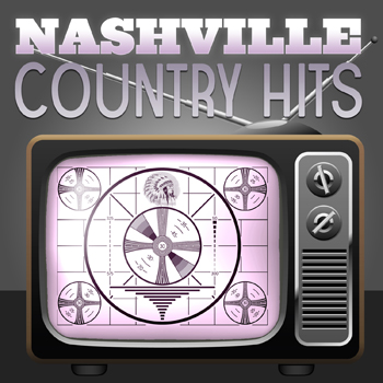 Nashville Country Hits - Digital Download Graphic Design