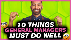 """You Net Results """"10 Things General Managers Must Do Well"""" Thumbnail"""