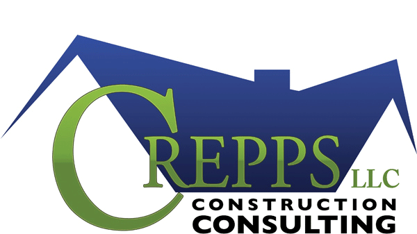 Crepps construction logo design in Kentucky