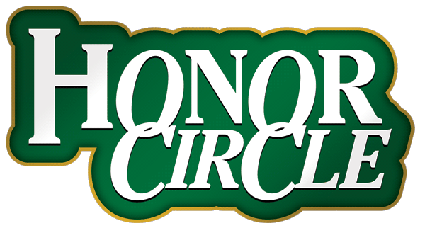 Honor Circle consulting logo design for business coach in Kentucky
