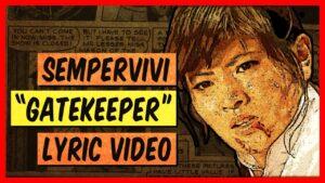 """Sempervivi """"Gatekeeper"""" Thumbnail Art"""