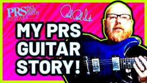 PRS Guitar Video Thumbnail